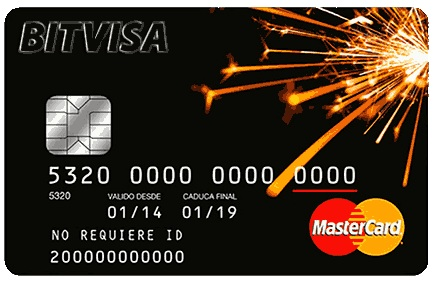 BITVISA - Bitcoin Prepaid Credit Card - Bitcoin Debit Card - Anonymous Bitcoin Card - Affiliate Welcome